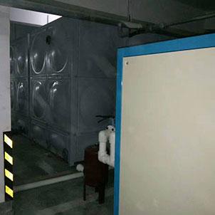 空气能保温水箱