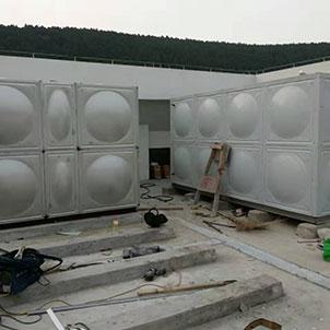 热水工程水箱