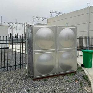 热水工程配套水箱